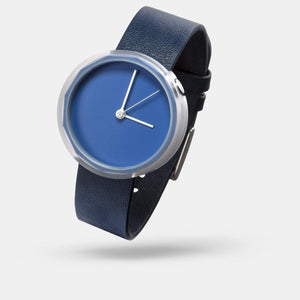 Aark Collective Prism Blue Quartz Watch