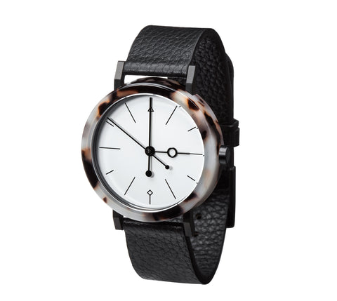 Aark Collective Shell White Watch