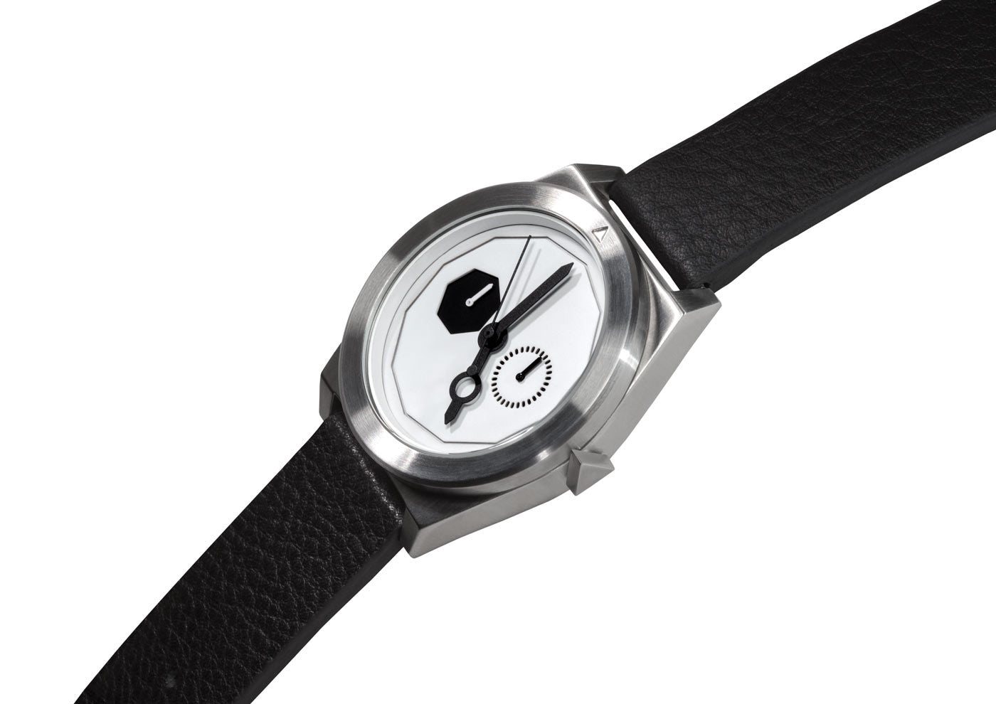 Aark Collective Timeless Chrome Watch
