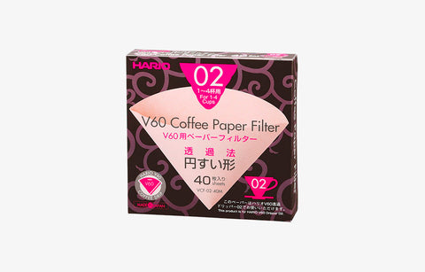 Hario V60-02 Paper Filters