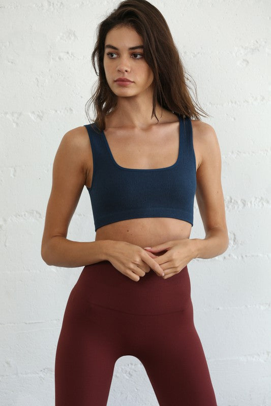 Scoop Neck Bra Top -  ShopatGrace.com