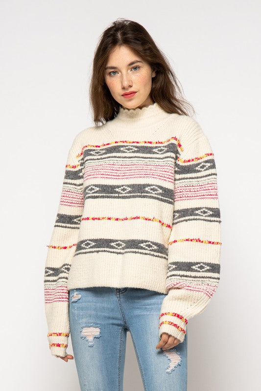 Into the Woods Sweater -  ShopatGrace.com