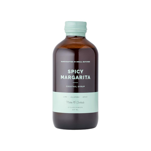 Spicy Margarita Cocktail Syrup -  ShopatGrace.com
