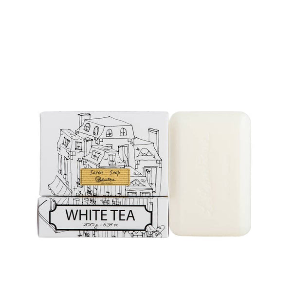 White Tea Bar Soap -  ShopatGrace.com