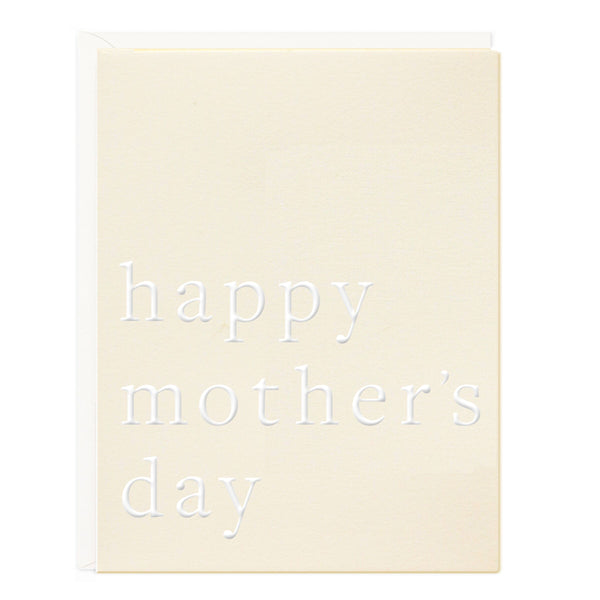 Mothers Day Chic Card -  ShopatGrace.com