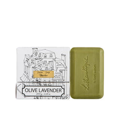 Olive Lavender Bar Soap -  ShopatGrace.com