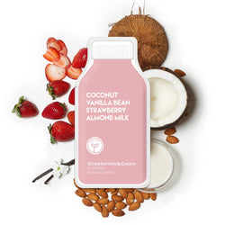 Strawberries and Cream Soothing Raw Juice Mask -  ShopatGrace.com