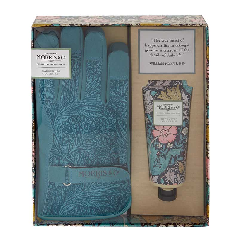 Pink Clay & Honeysuckle Gardening Glove Kit -  ShopatGrace.com