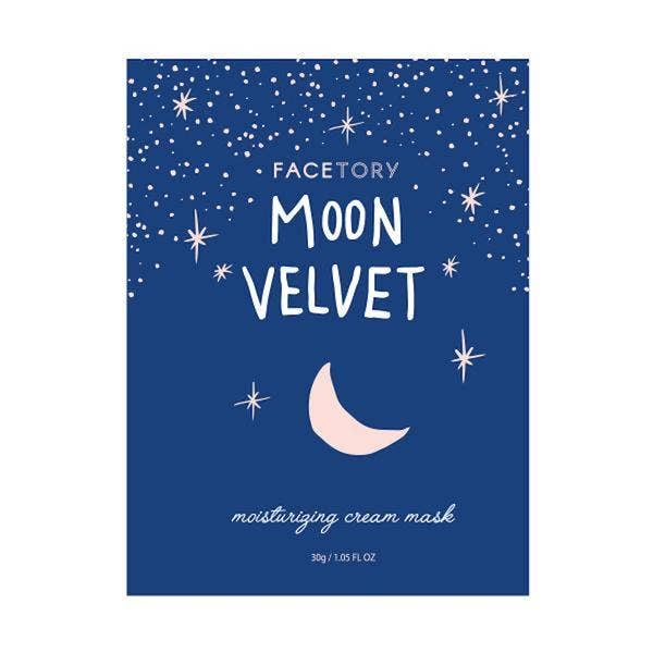 Moon Velvet Moisturizing Cream Mask -  ShopatGrace.com
