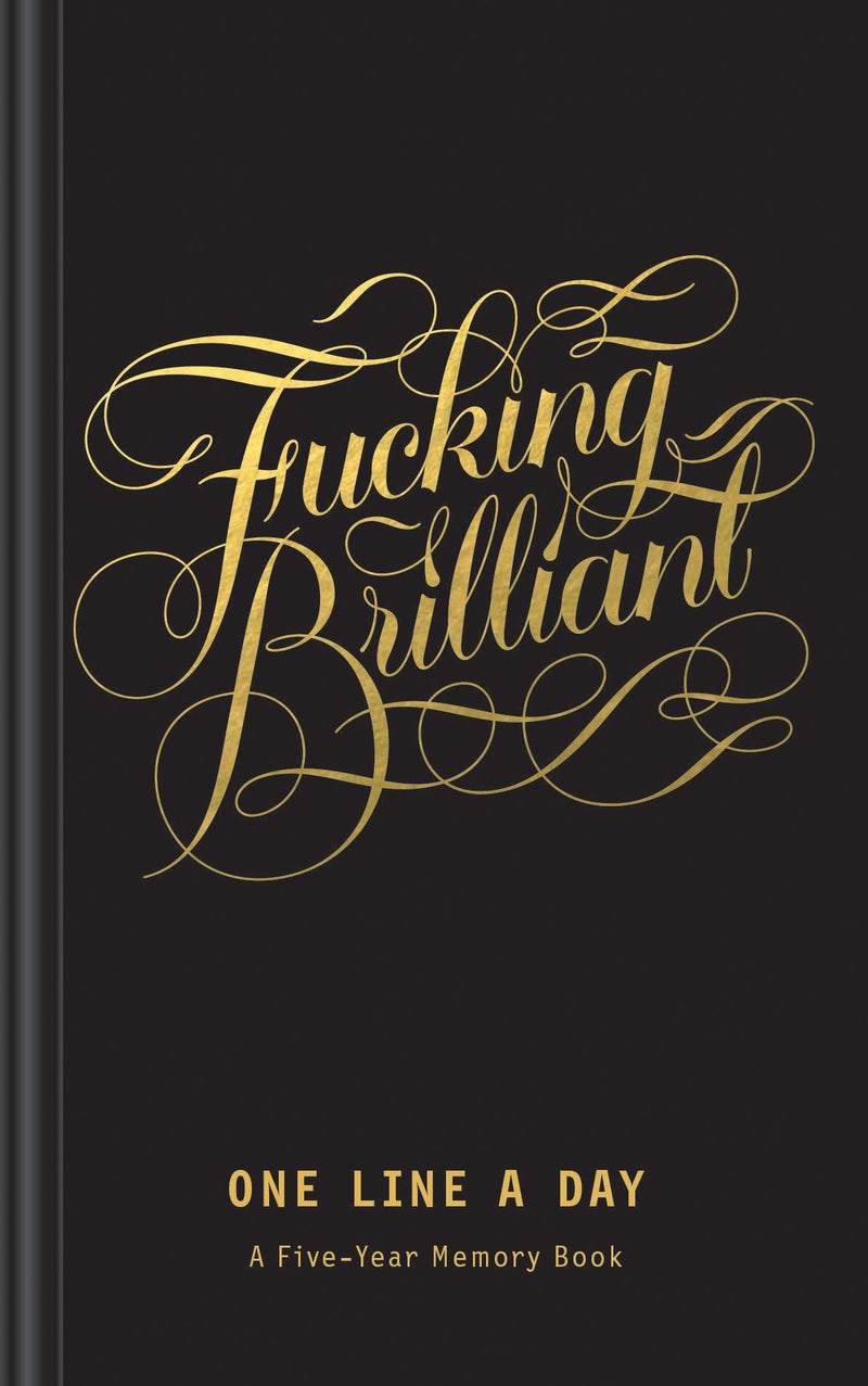 Fing Brilliant One Line a Day -  ShopatGrace.com