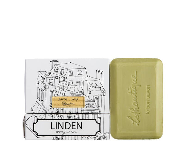 Linden Bar Soap -  ShopatGrace.com