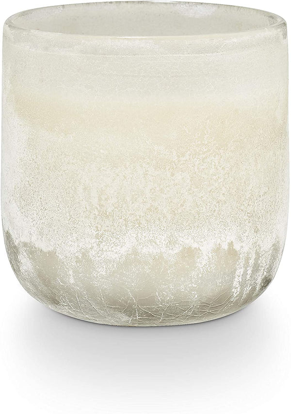 Large Paloma Petal Mojave Glass Candle -  ShopatGrace.com