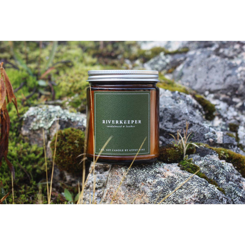 Riverkeeper Soy Candle -  ShopatGrace.com