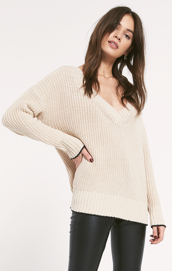 Bond Street Sweater -  ShopatGrace.com
