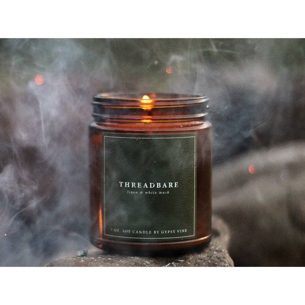 Threadbare Soy Candle -  ShopatGrace.com