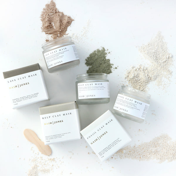 Clay Masks -  ShopatGrace.com