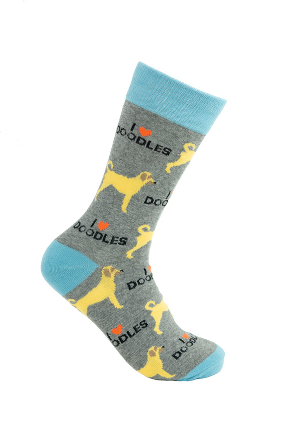 Goldendoodle Socks -  ShopatGrace.com