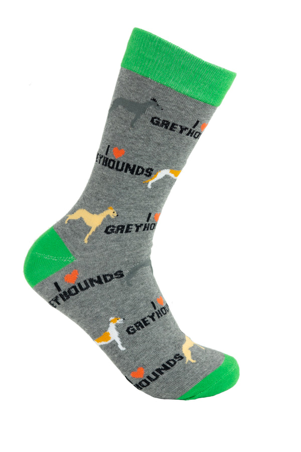 Greyhound Socks -  ShopatGrace.com