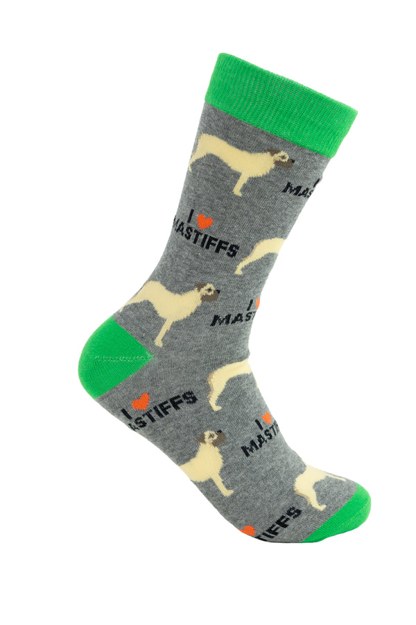 Mastiff Socks -  ShopatGrace.com