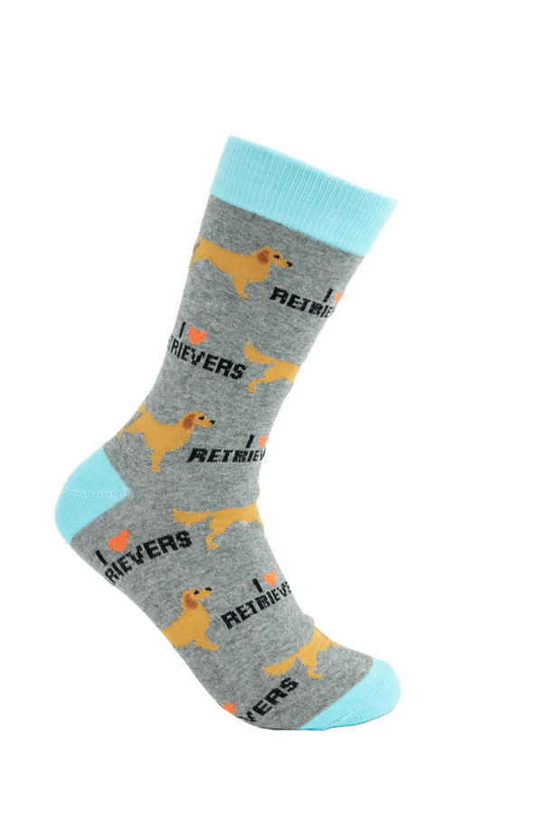 Golden Retriever Socks -  ShopatGrace.com