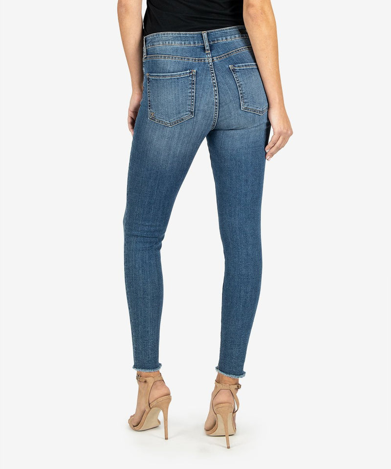 Connie High Rise Skinny -  ShopatGrace.com