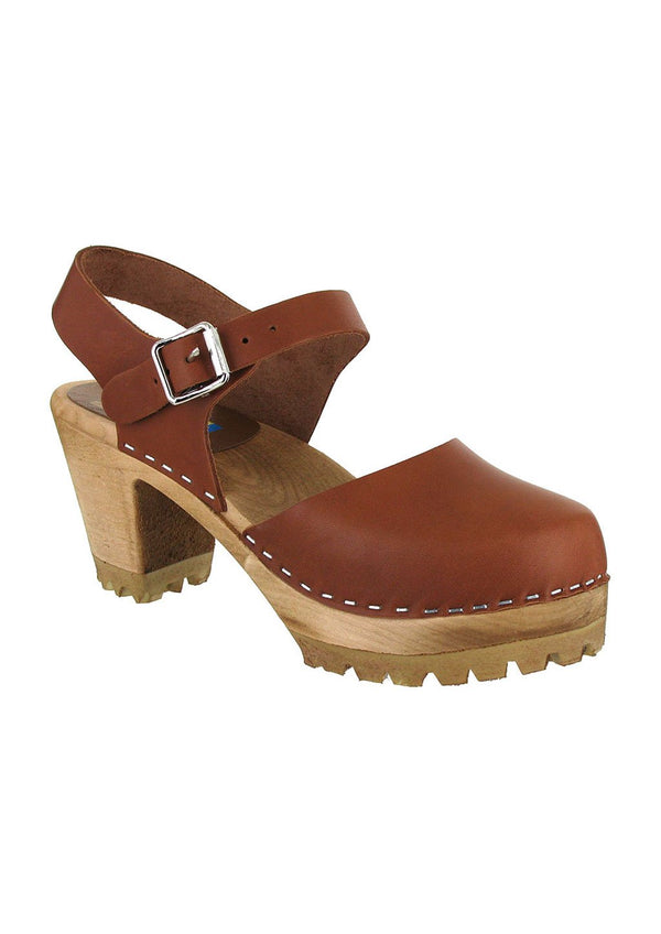 Abba Swedish Clog -  ShopatGrace.com