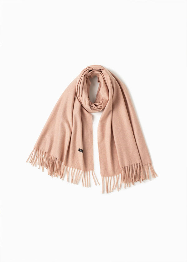 Soft Noise Grain Scarf - OS / BLUSH ShopatGrace.com