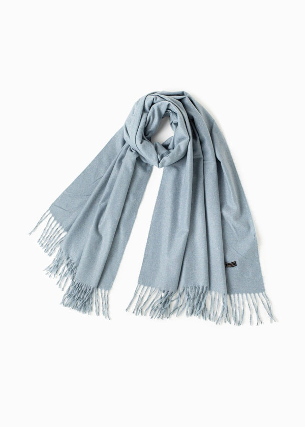 Soft Noise Grain Scarf - OS / MINT ShopatGrace.com