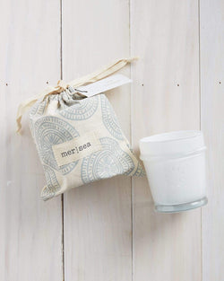 Sea Change Print Bag Candle -  ShopatGrace.com