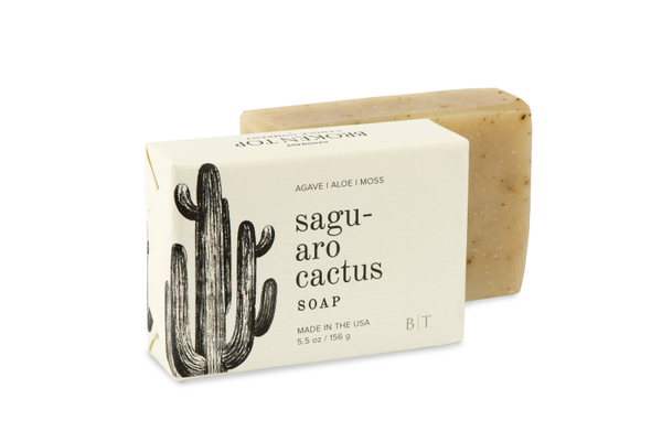 Broken Top Bar Soaps - CACTUS / 5.5OZ ShopatGrace.com