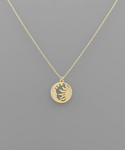 Sun and the Moon Necklace -  ShopatGrace.com