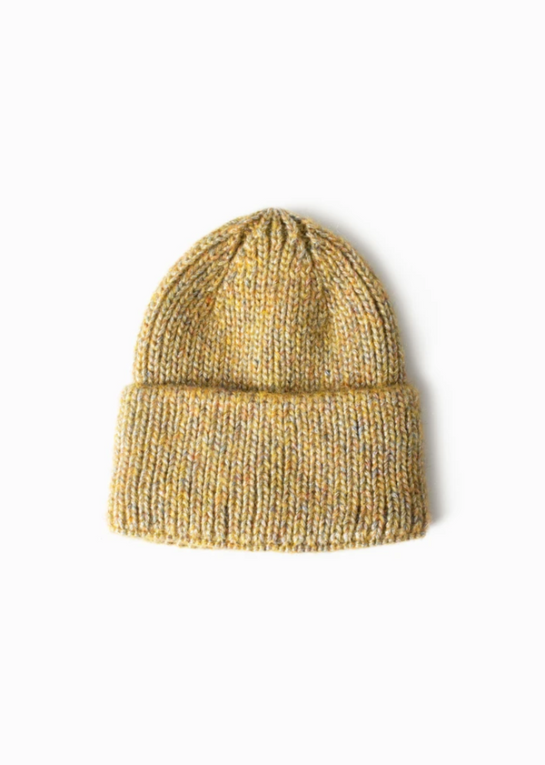 Sparkled Confetti Beanie Hat - OS / Yellow ShopatGrace.com
