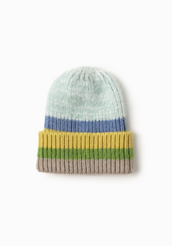 Striped Beanie Hat -  ShopatGrace.com