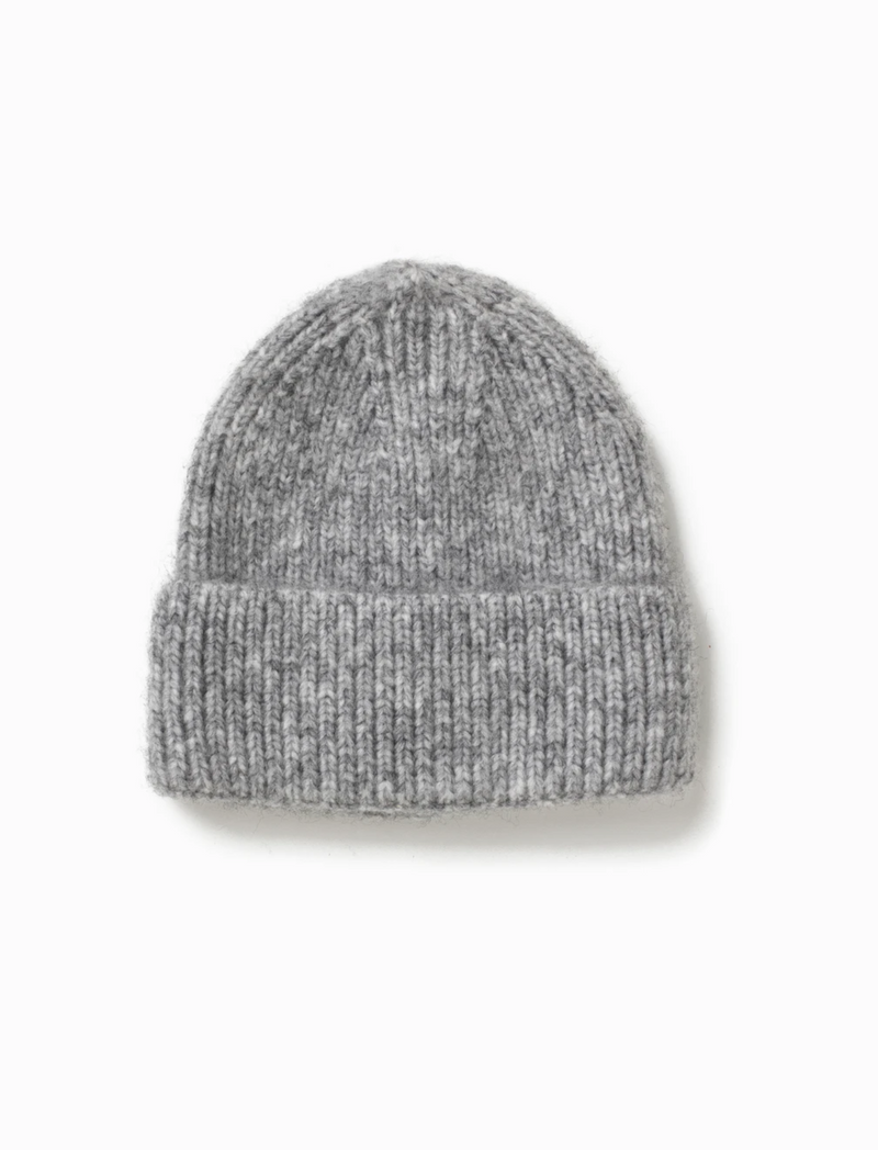 Confetti Beanie Hat - OS / Light Grey ShopatGrace.com
