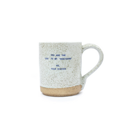 XO mugs - Family & Friends - SISTER / OS ShopatGrace.com