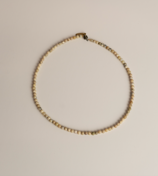 3mm Beaded Collar Necklace -  ShopatGrace.com