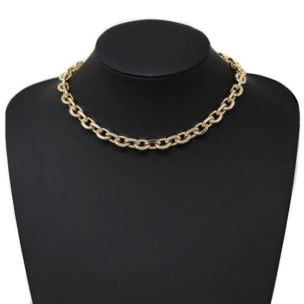 Linked Chain Short Necklace -  ShopatGrace.com