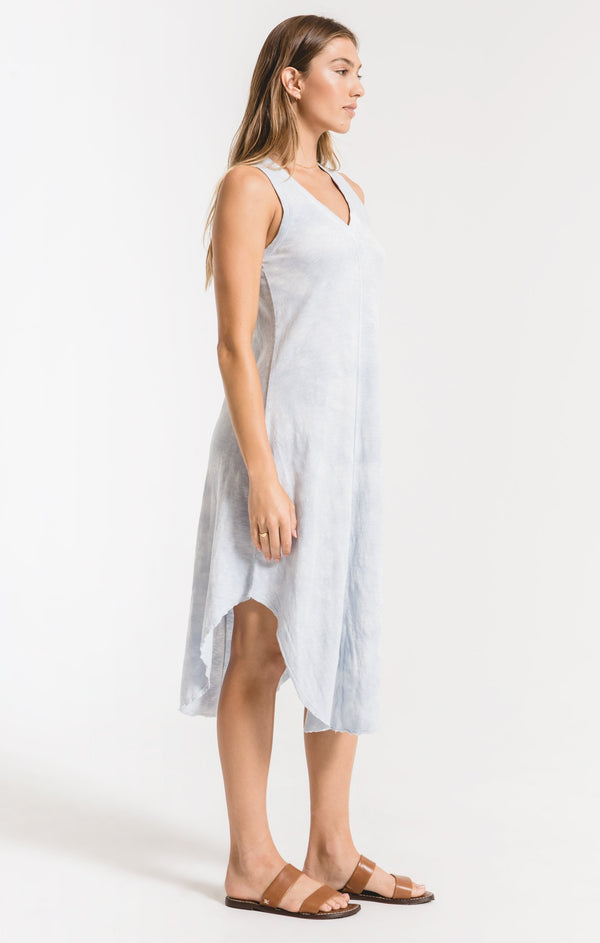 The Cloud Tie Dye Dress -  ShopatGrace.com