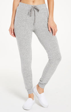 The Marled Jogger - XS / HEATHER GREY ShopatGrace.com