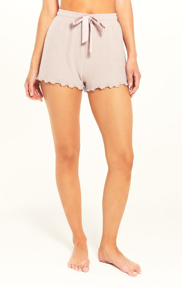 Frills Thermal Short -  ShopatGrace.com
