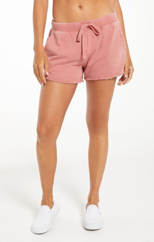 Marina Washed Short - XS / DUSTY ROSE ShopatGrace.com