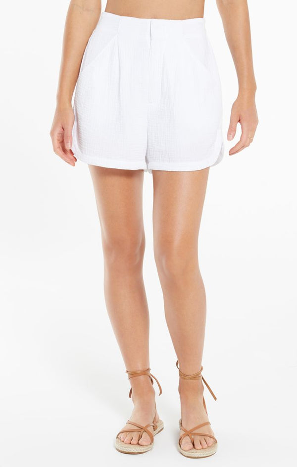 Acres Gauze Shorts -  ShopatGrace.com