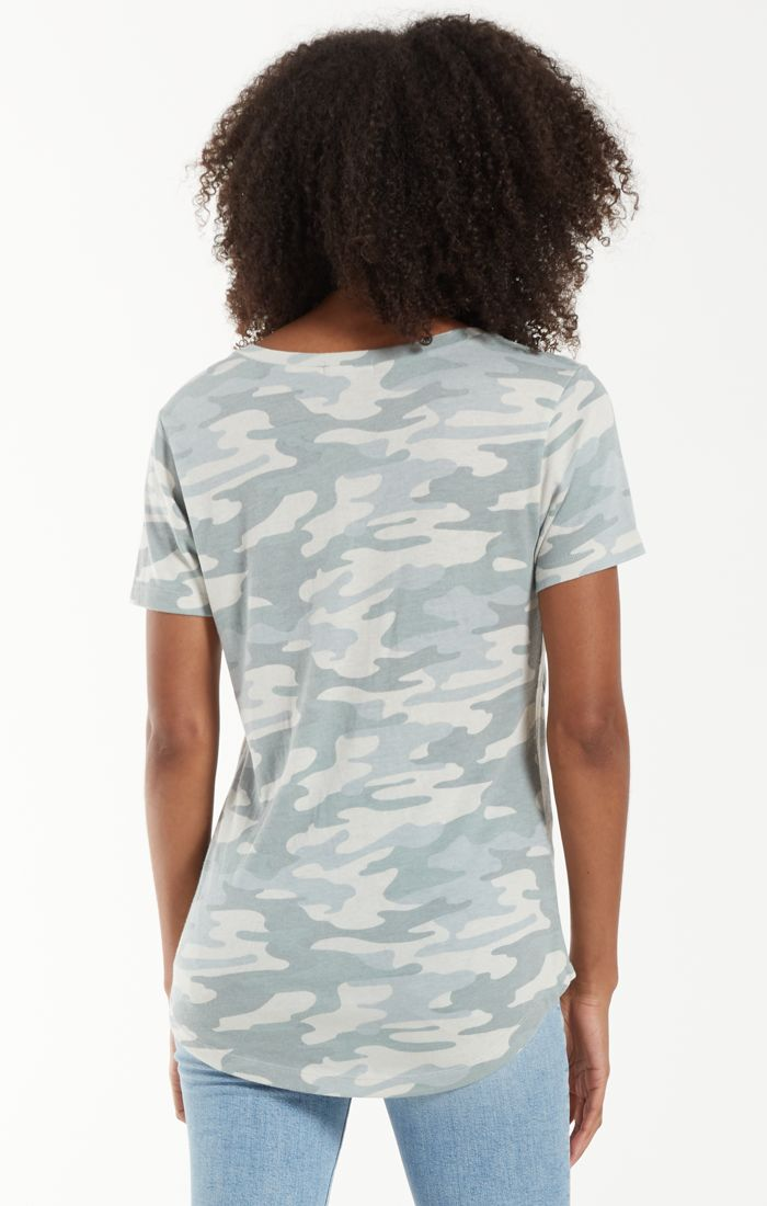 The Camo Pocket Tee -  ShopatGrace.com