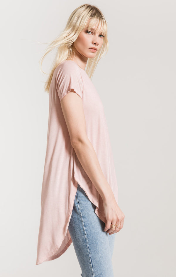 The Seri Washed Tunic -  ShopatGrace.com