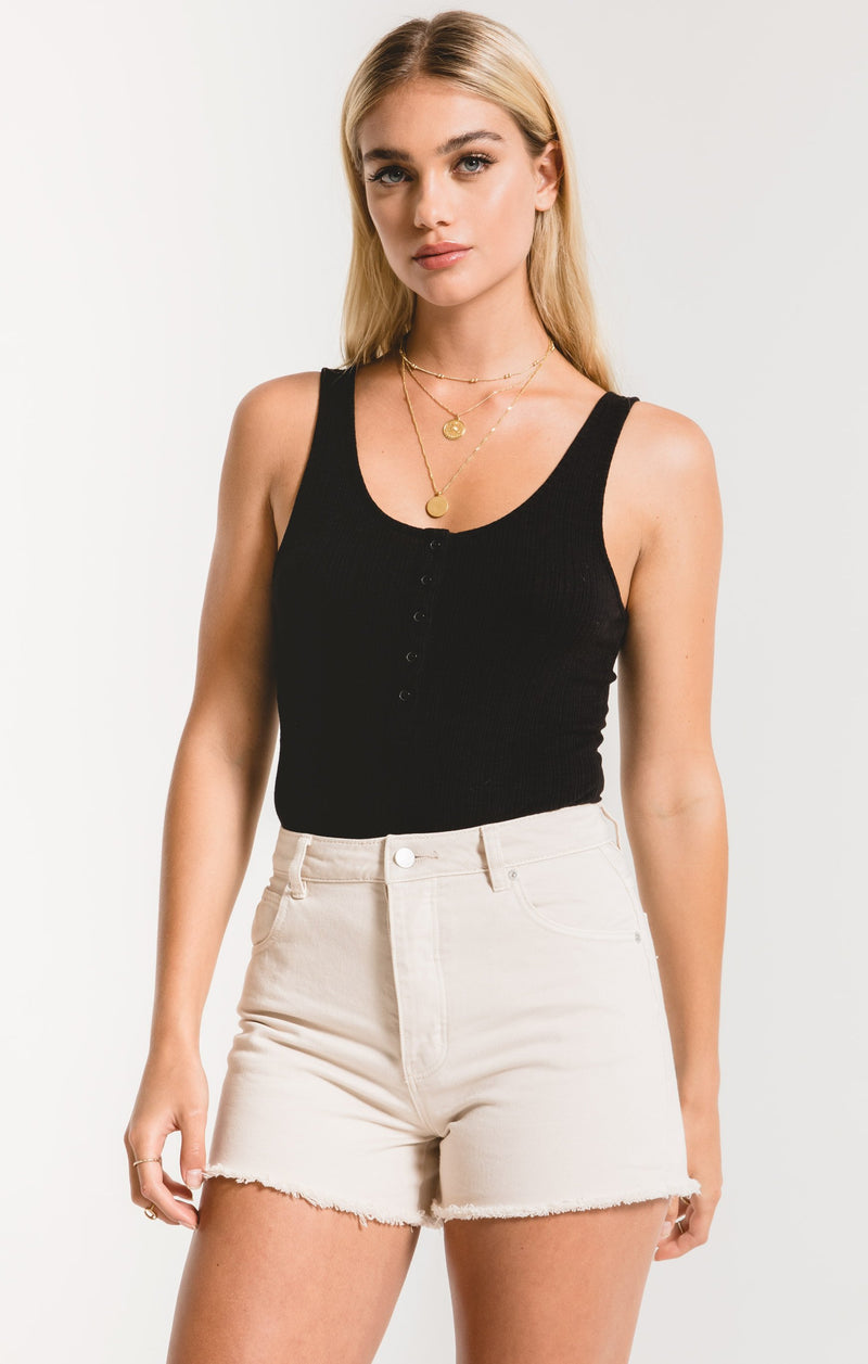 The Rib Tank Bodysuit