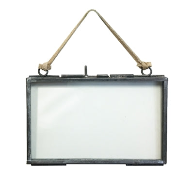 Picture Frame with Zinc Finish -  ShopatGrace.com