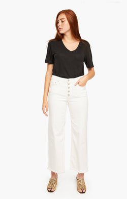 Wide leg Cropped -  ShopatGrace.com