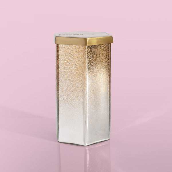 Glitz Hexagon Candle - OS / CRYSTAL PINE ShopatGrace.com