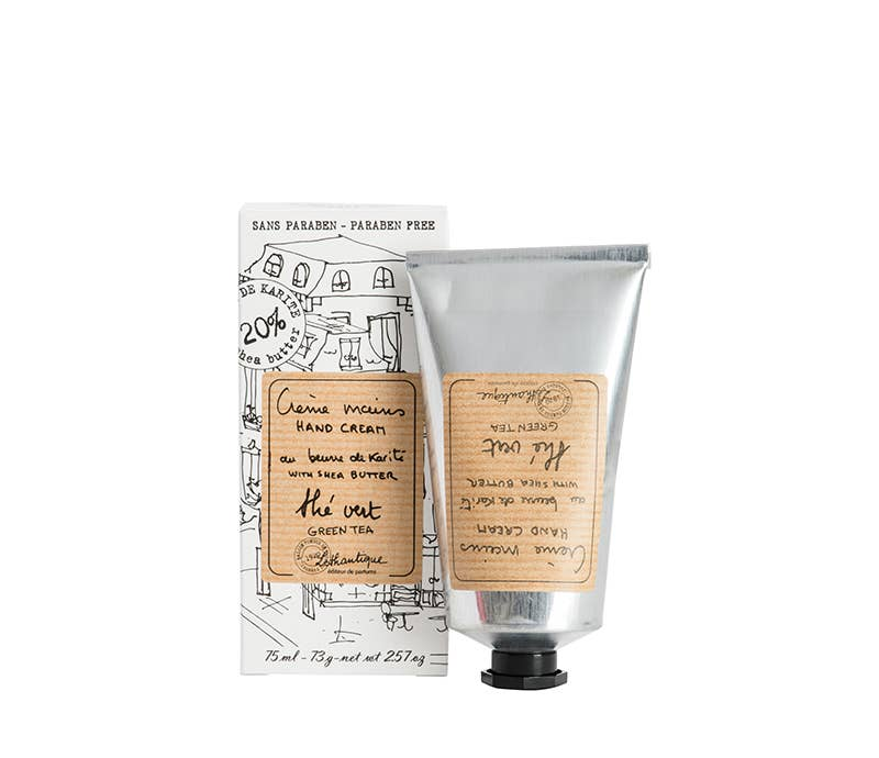 White Tea Hand Cream -  ShopatGrace.com
