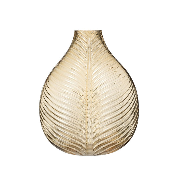 Embossed Glass Vase -  ShopatGrace.com